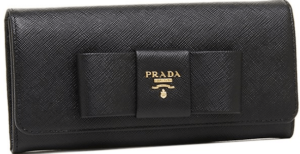 プラダ人気長財布