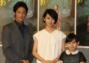 NHK連続テレビ小説あさが来たに出演する鈴木梨央