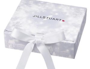ジルスチュアートプレゼントボックス
