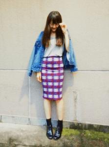 松井愛莉のかわいい私服写真集5