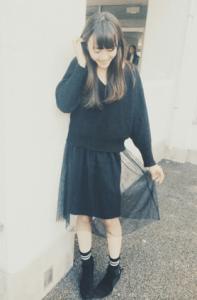 松井愛莉のかわいい私服写真集6