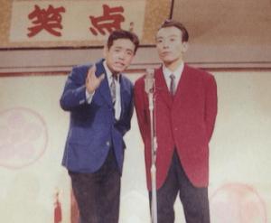 桂歌丸と立川談志の若い頃