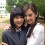 芳根京子と北川景子