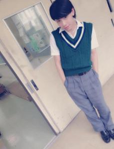 りゅうちぇるの高校時代の写真