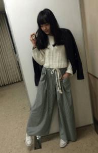 松井愛莉のかわいい私服写真集1