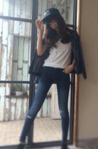 松井愛莉のかわいい私服写真集2