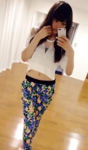 松井愛莉のかわいい私服写真集3