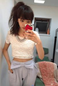松井愛莉のかわいい私服写真集9