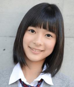 芳根京子 髪型は前髪がかわいい1