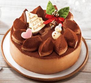 コージーコーナーチョコレートケーキ