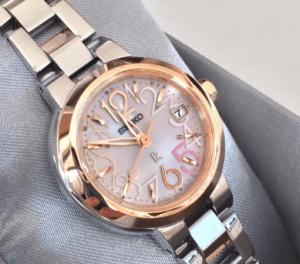 セイコールキア時計