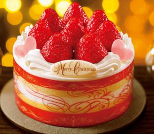 セブンショートケーキ