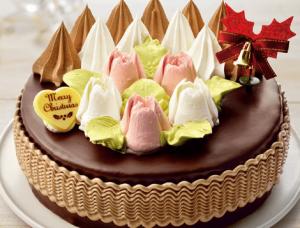 セブン北海道限定クリスマスケーキ