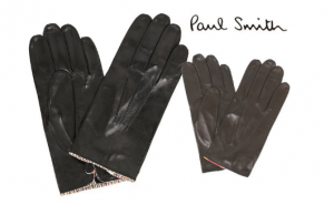 ポールスミス手袋2018