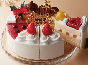 ヤマザキクリスマスケーキショートケーキ