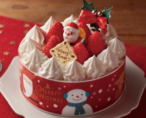 ヤマザキクリスマスケーキ生ケーキ