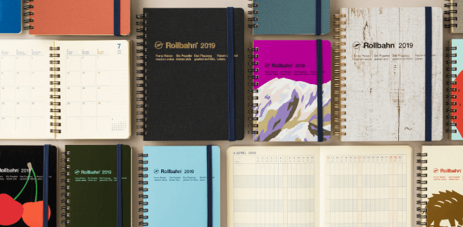 ロルバーン手帳種類