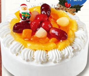 ローソンフルーツケーキ