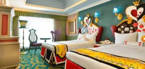 ディズニーホテル人気