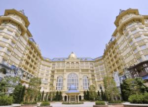 ディズニーランドホテル人気