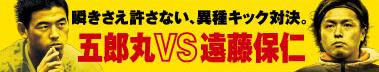五郎丸(ラグビー) VS 遠藤保仁(サッカー)