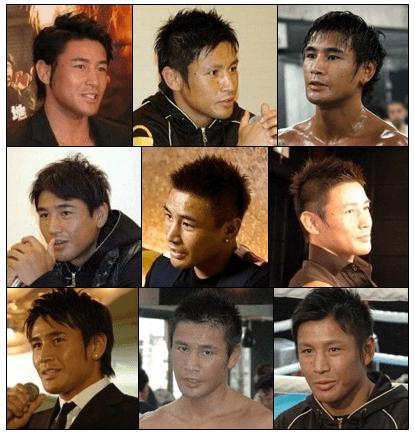 魔裟斗の髪型まとめ2