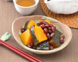 冬至にかぼちゃ小豆を食べる理由