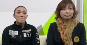 本郷理華と母親本郷裕子(稲葉裕子)