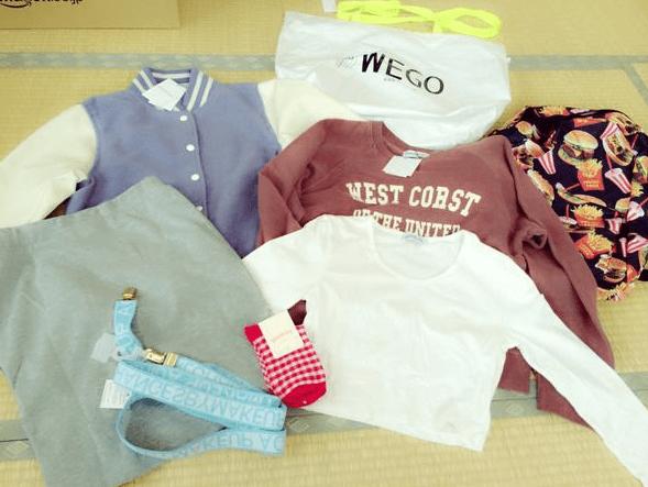 WEGO福袋2015 中身ネタバレ レディース 4