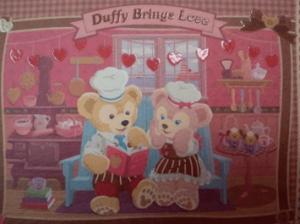 ディズニーシー限定ダッフィーアソーテッド・クッキー