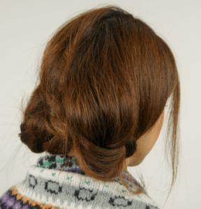 浴衣に合う髪型を簡単アレンジ画像集 編み込みと三つ編み 6