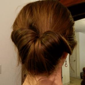 お葬式の髪型(女性)画像 ロング 3
