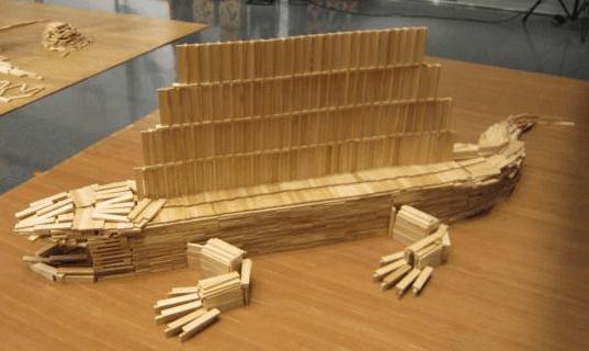 カプラ積み木の作り方 遊び方 7