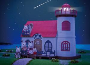 シルバニアファミリー 星空の見える灯台のお家 2