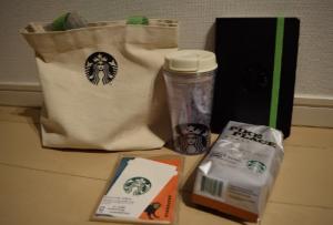 スタバ福袋3500円