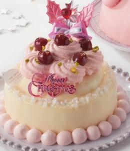 プランセスイオンクリスマスケーキ