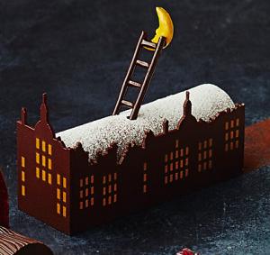 伊勢丹ジャンポールエヴァンクリスマスケーキ2016