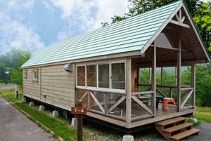 南信州うるぎ星の森オートキャンプ場 7