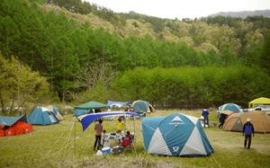 四徳温泉キャンプ場 3