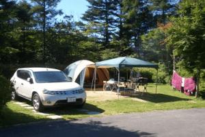 南信州うるぎ星の森オートキャンプ場 2