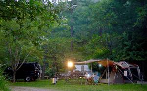 四徳温泉キャンプ場 2