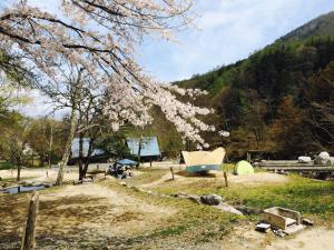 小黒川渓谷キャンプ場 1