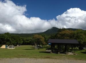 戸隠キャンプ場 1