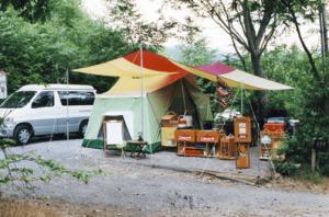 赤倉の森キャンプ場 2