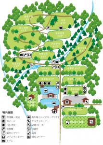 赤倉の森キャンプ場 6